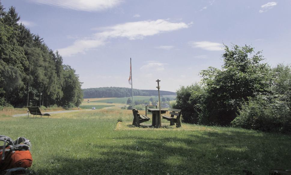 Mit neuer Kraft – Neuer Pilgerweg ab Wiesbaden